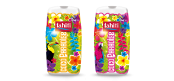 Tahiti Coco Paradise Packaging – Gamme